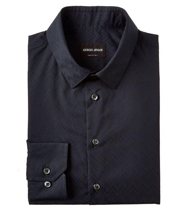 Chevron Cotton Sport Shirt image 0