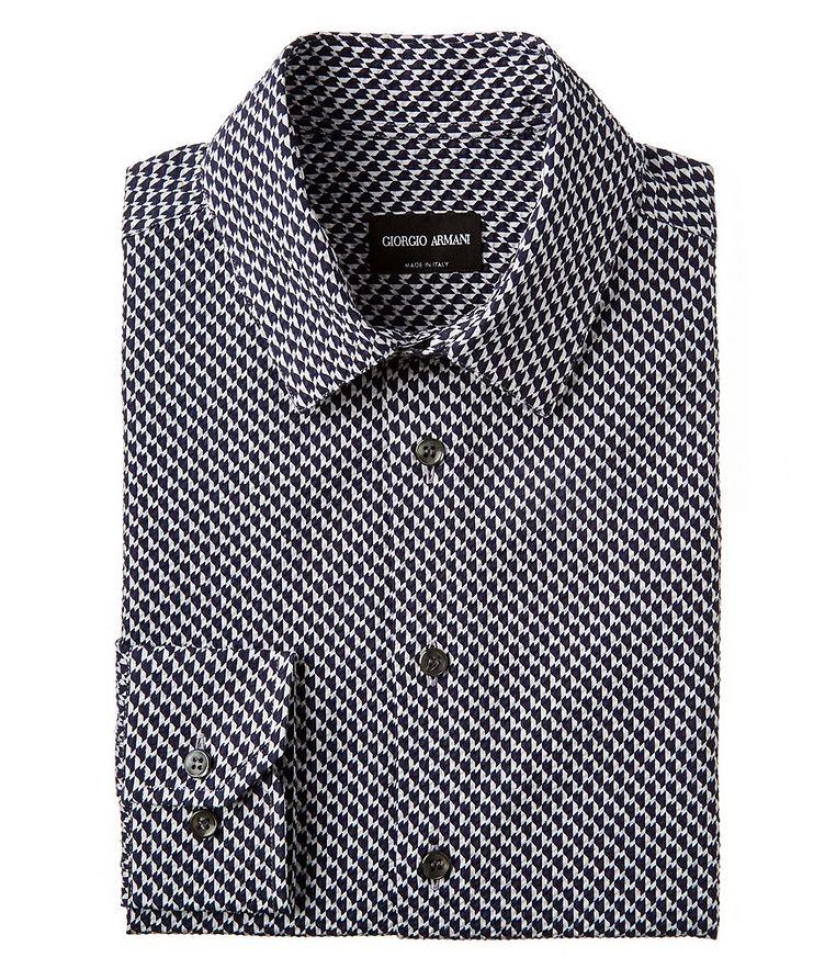 Printed Cotton Sport Shirt image 0