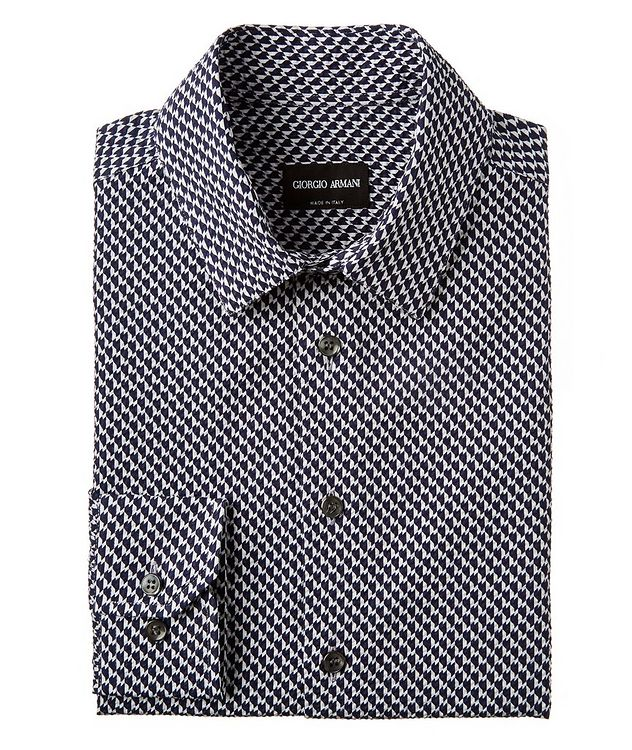 Printed Cotton Sport Shirt picture 1