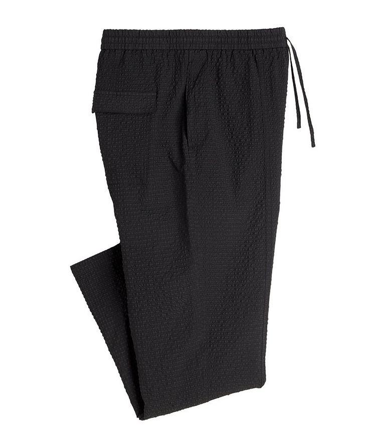 Seersucker Pants image 0