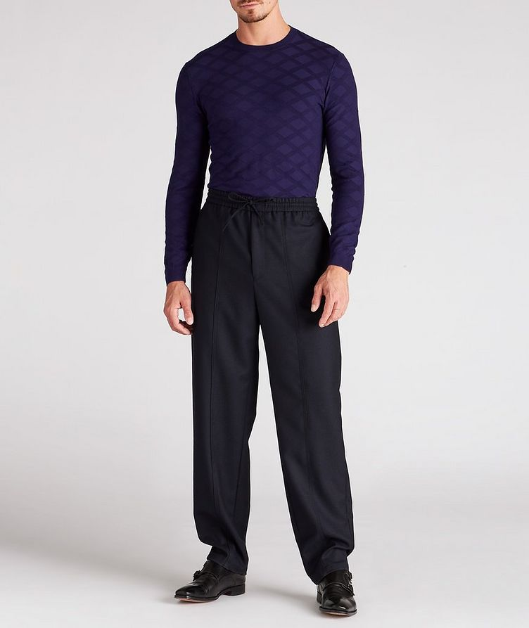 Contemporary-Fit Wool Dress Pants image 4