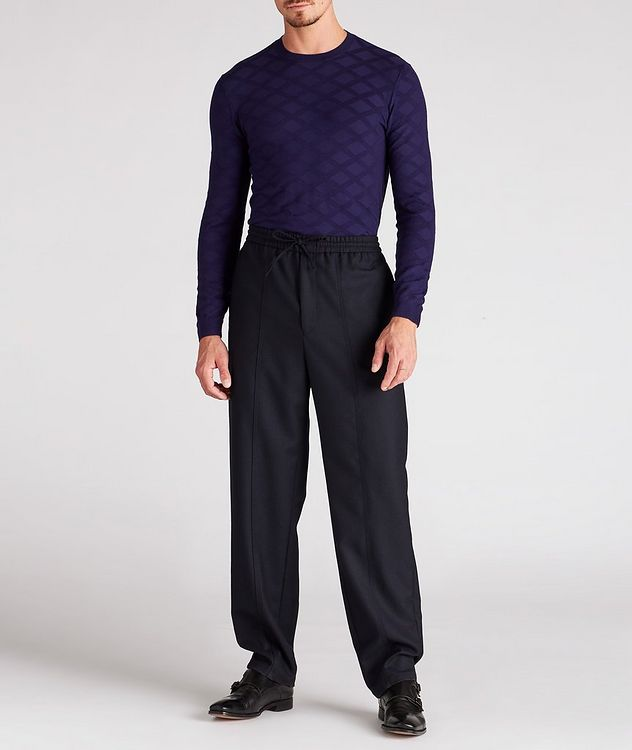 Contemporary-Fit Wool Dress Pants picture 5