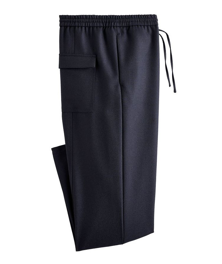 Contemporary-Fit Wool Dress Pants image 0