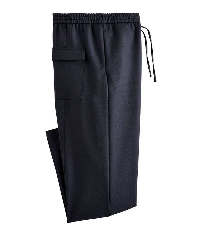 Contemporary-Fit Wool Dress Pants picture 1
