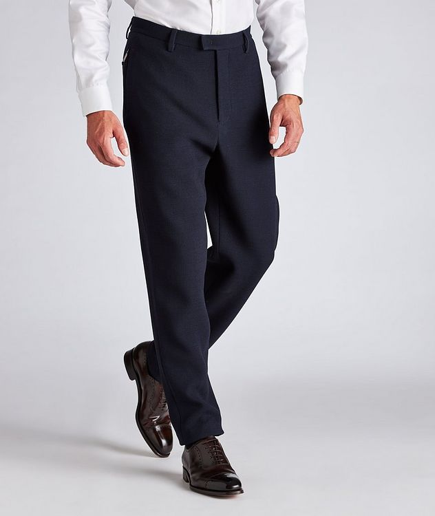 Stretch-Wool Dress Pants picture 2