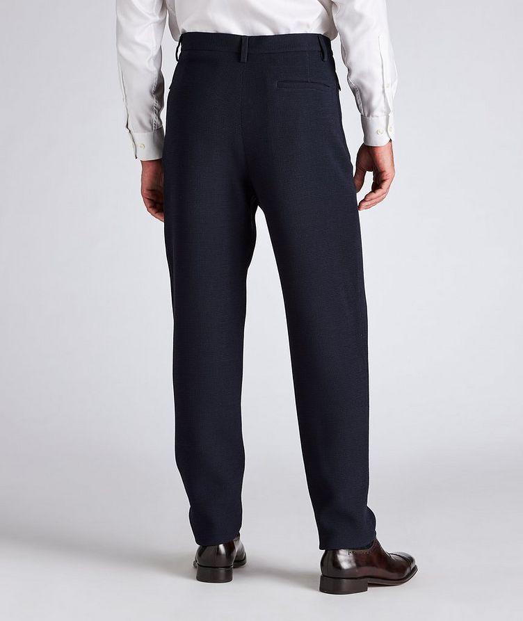 Stretch-Wool Dress Pants image 2