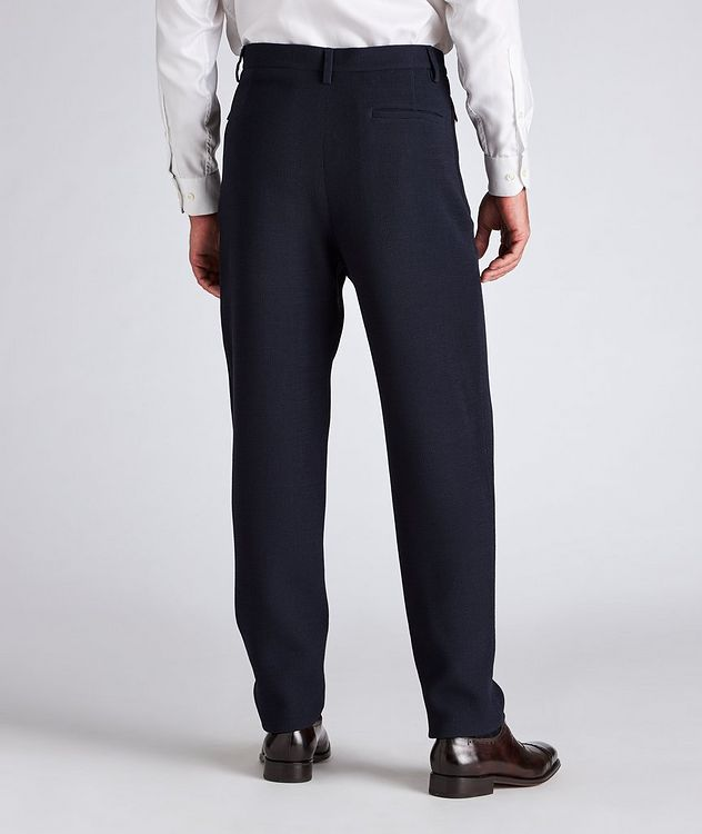 Stretch-Wool Dress Pants picture 3