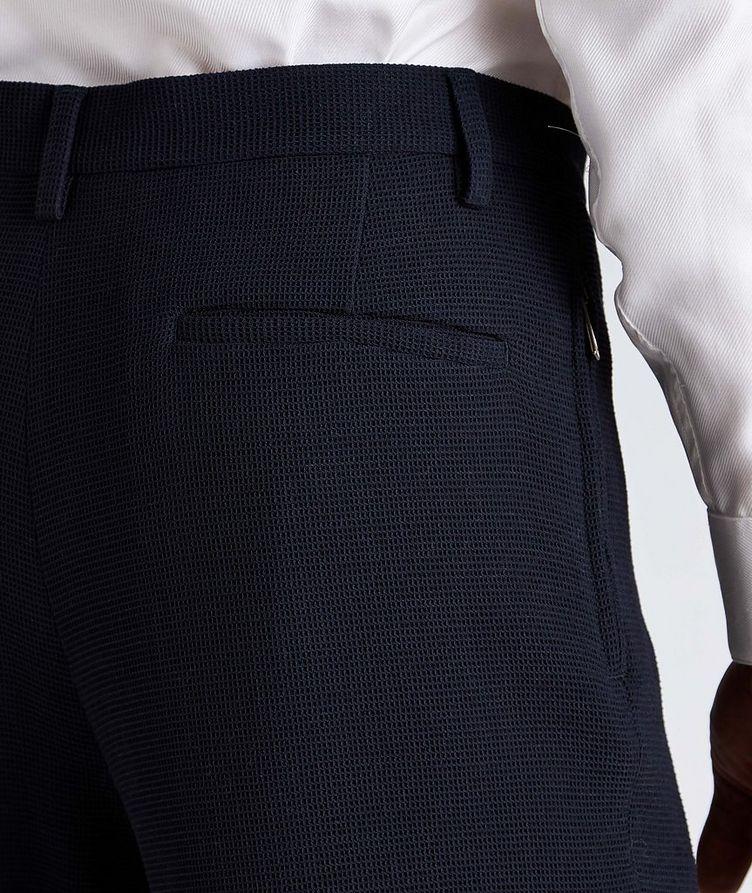 Stretch-Wool Dress Pants image 3