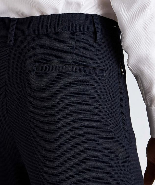 Stretch-Wool Dress Pants picture 4