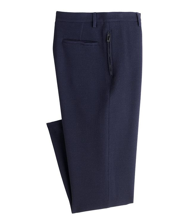 Stretch-Wool Dress Pants picture 1