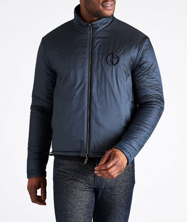 Reversible Quilted Blouson Jacket picture 4