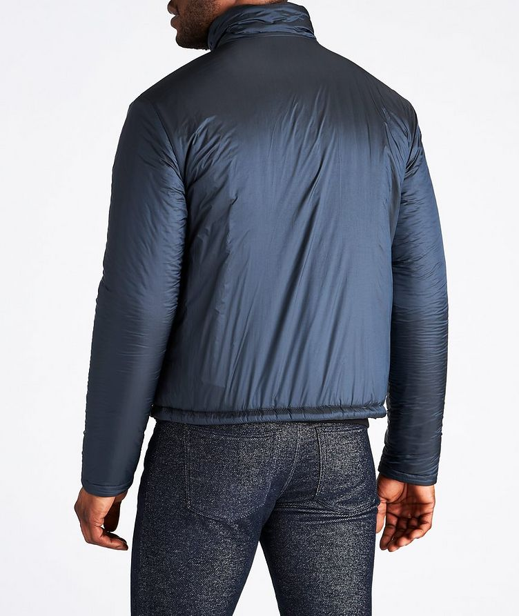 Reversible Quilted Blouson Jacket image 4