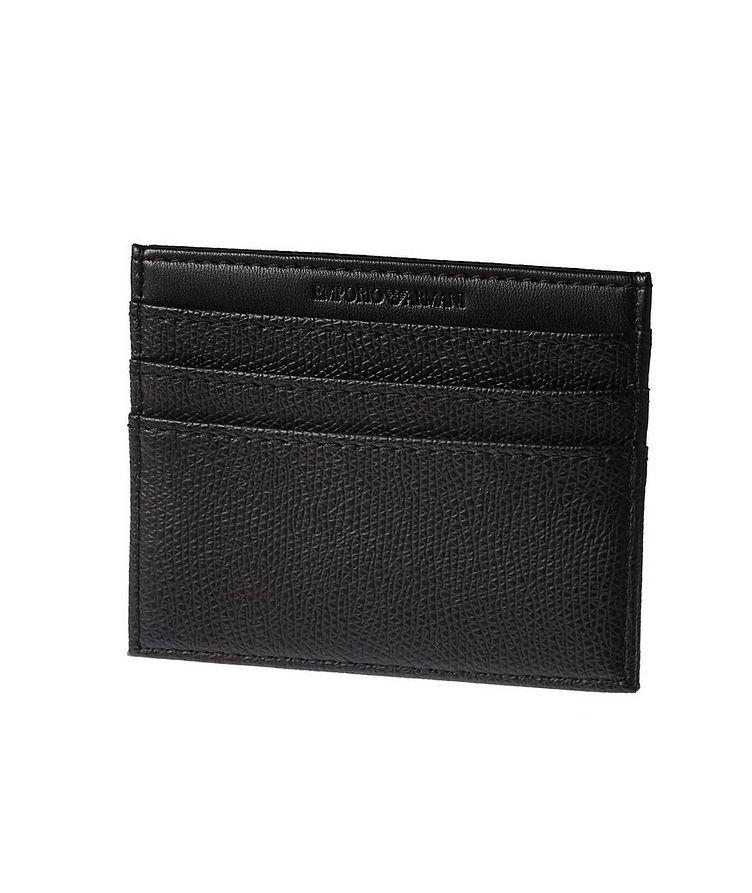 Bifold Wallet and Cardholder Gift Set image 1