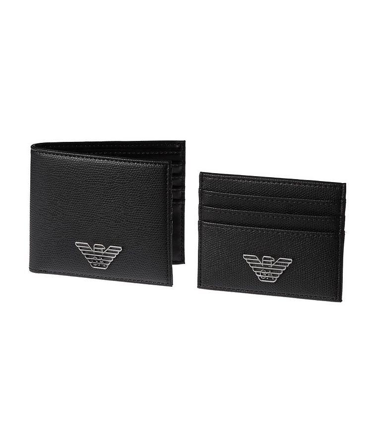 Bifold Wallet and Cardholder Gift Set image 0