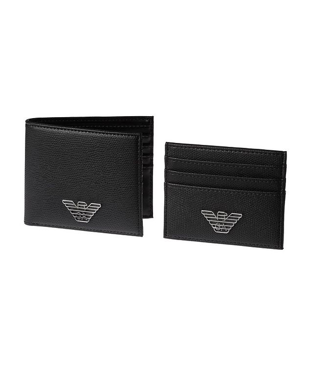 Bifold Wallet and Cardholder Gift Set picture 1