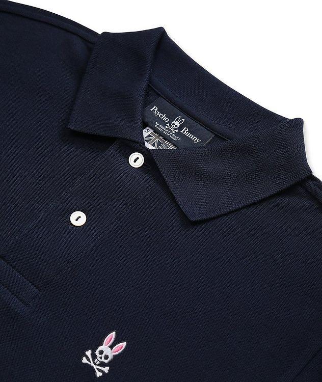 Logo Cotton Polo picture 2