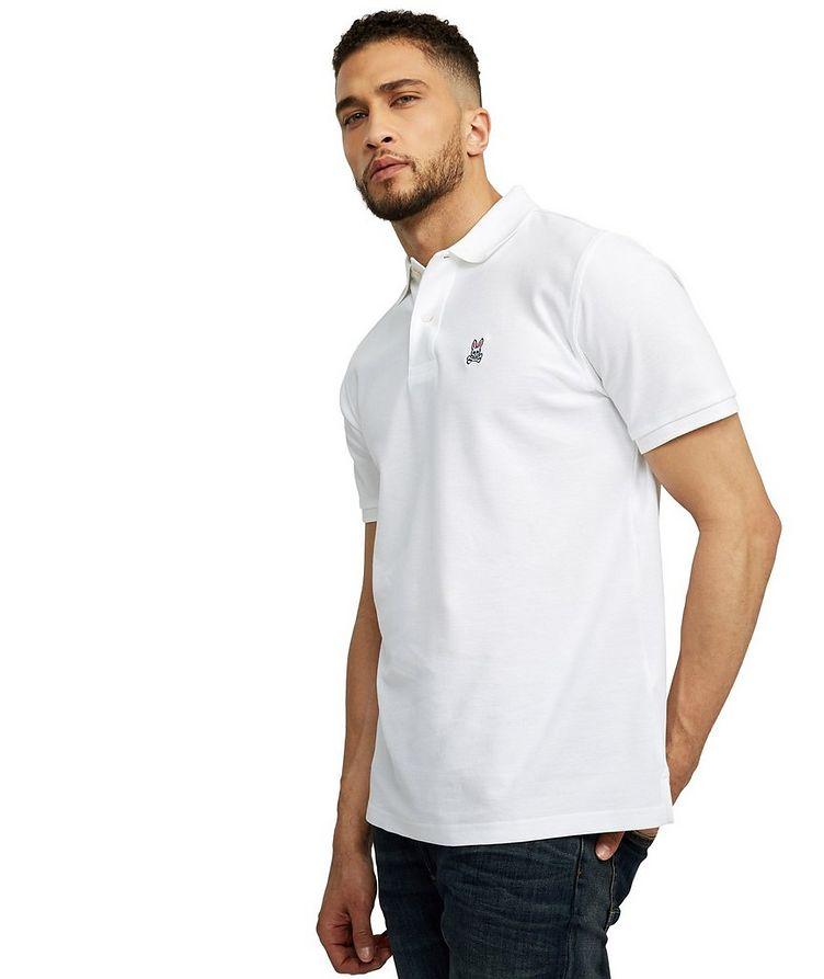 Logo Cotton Polo image 3