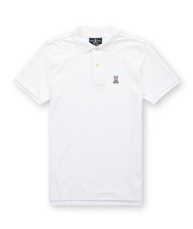 Logo Cotton Polo image 0