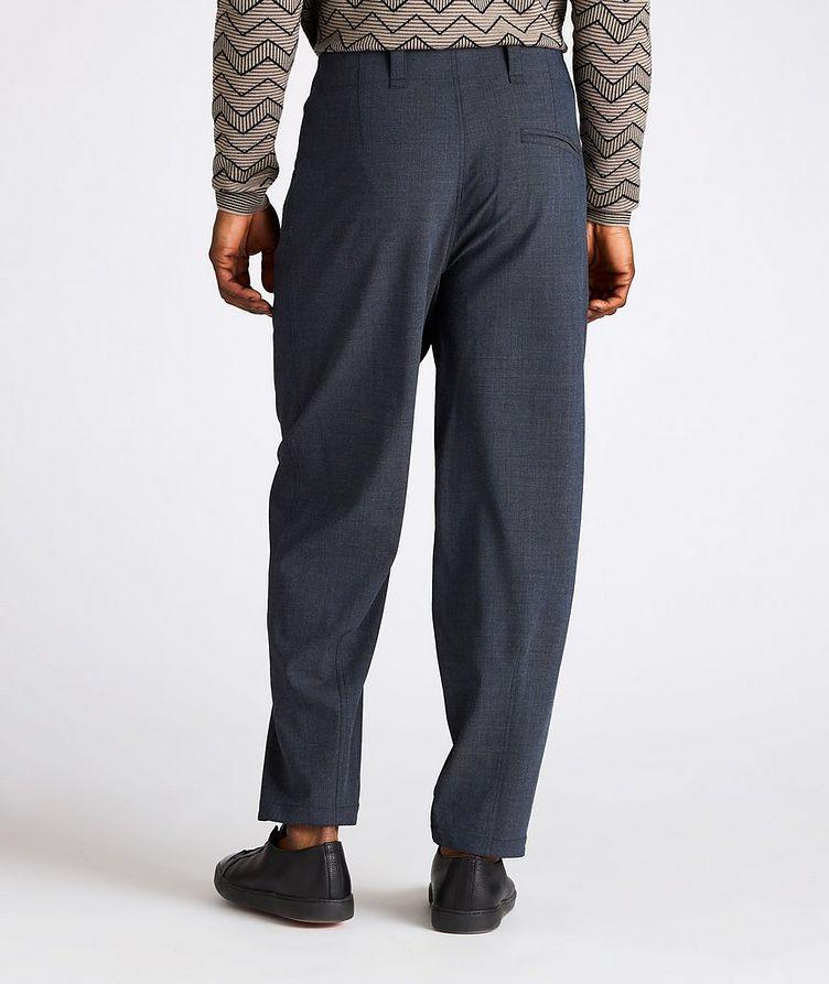 Stretch-Wool-Blend Dress Pants image 2