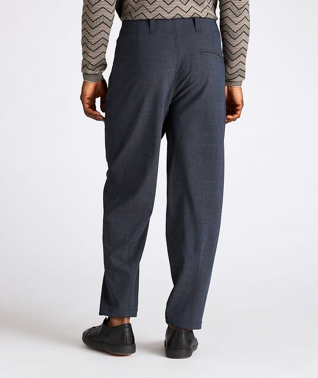 Stretch-Wool-Blend Dress Pants picture 3