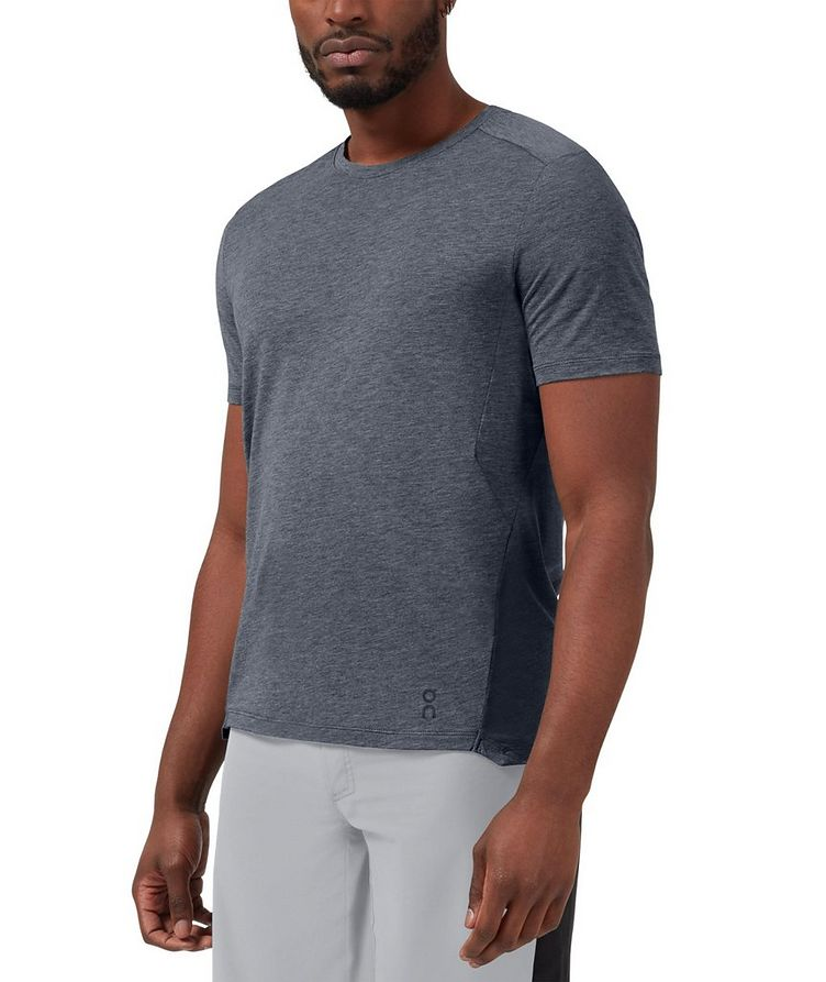 On-T Stretch-Cotton Performance T-Shirt image 1