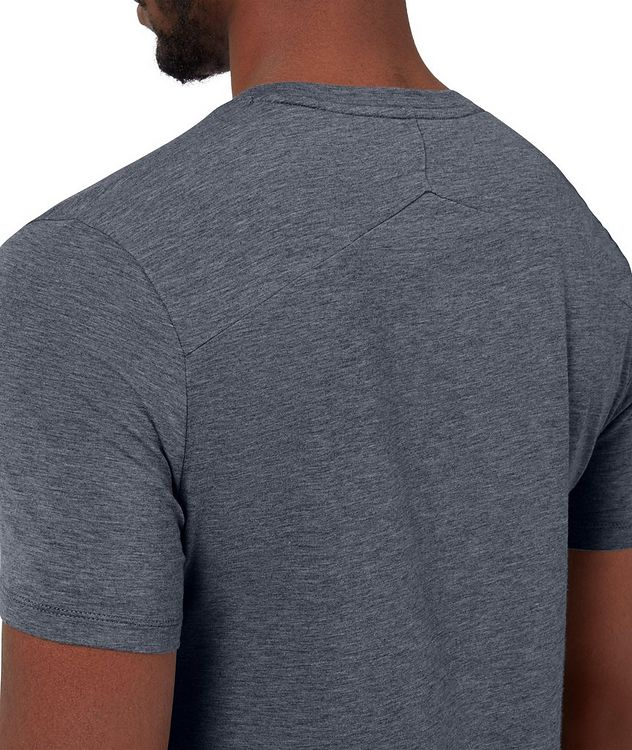 On-T Stretch-Cotton Performance T-Shirt picture 5