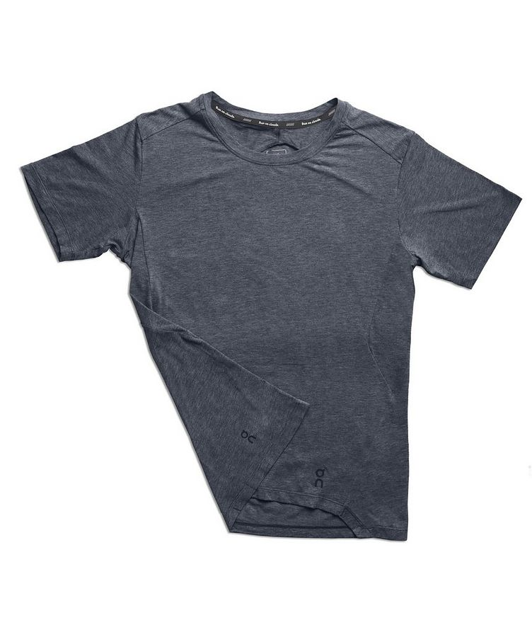 On-T Stretch-Cotton Performance T-Shirt image 0