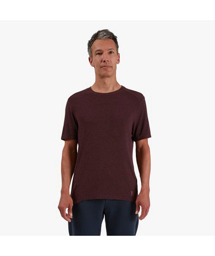 Performance Stretch-Cotton Blend T-Shirt image 1