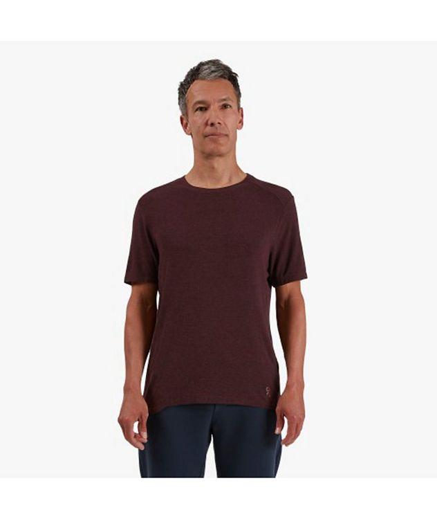 Performance Stretch-Cotton Blend T-Shirt picture 2