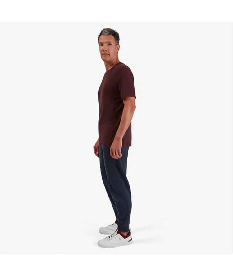 Performance Stretch-Cotton Blend T-Shirt image 2