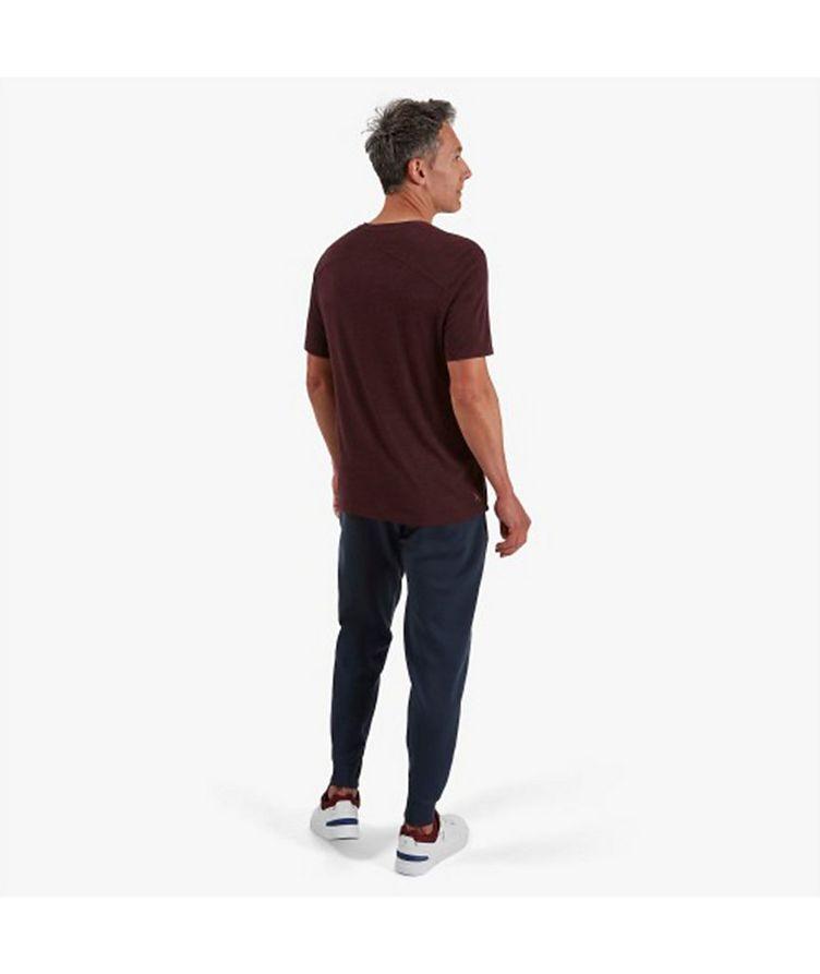 Performance Stretch-Cotton Blend T-Shirt image 3