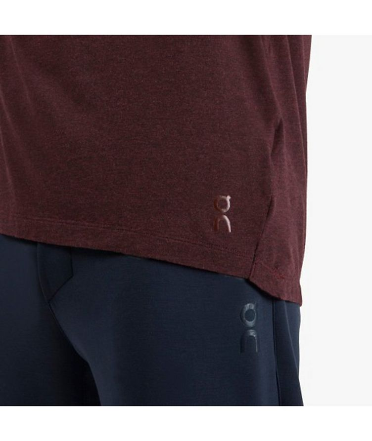 Performance Stretch-Cotton Blend T-Shirt image 4