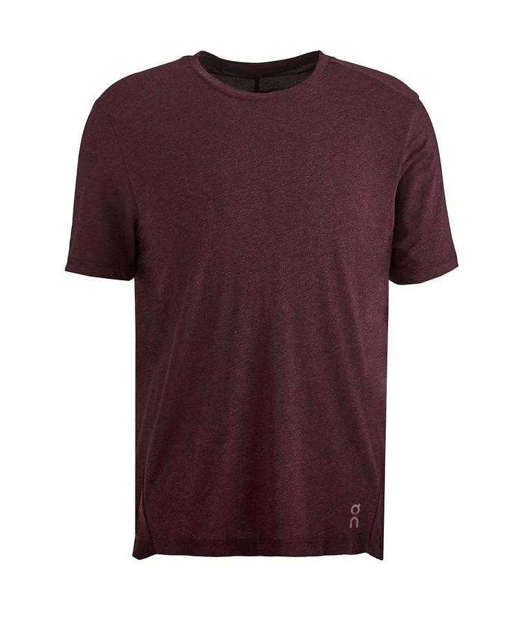 Performance Stretch-Cotton Blend T-Shirt image 0