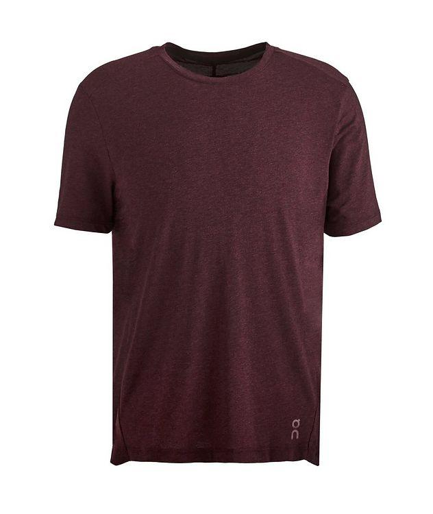 Performance Stretch-Cotton Blend T-Shirt picture 1