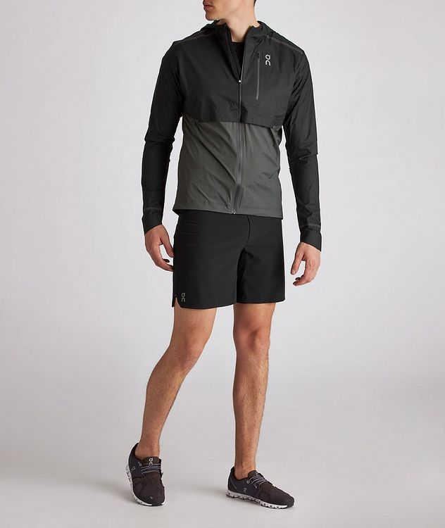 Tech-Fabric Weather Jacket picture 4