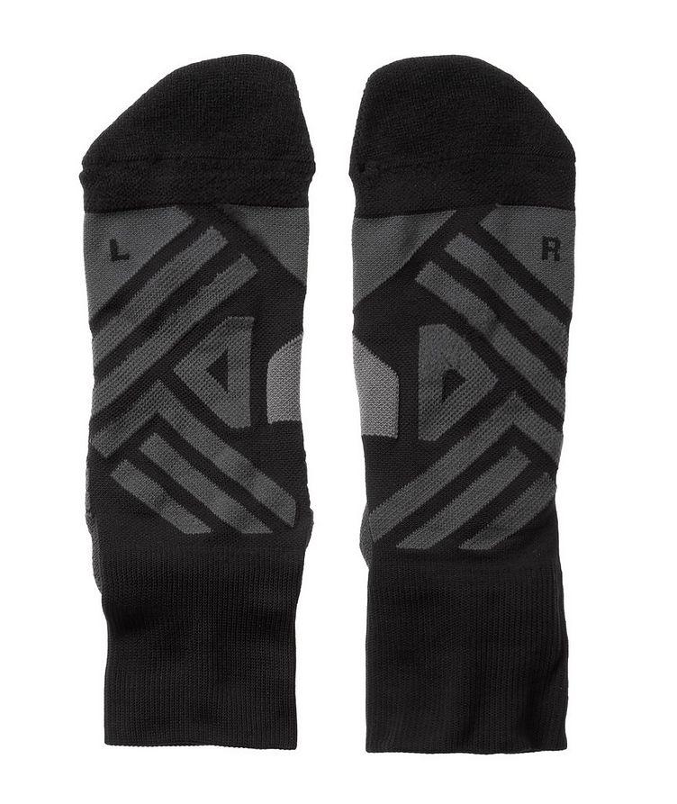 Mid-Calf Performance Running Socks image 1