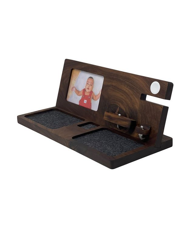 Deluxe Charging Dock With Picture Frame picture 1