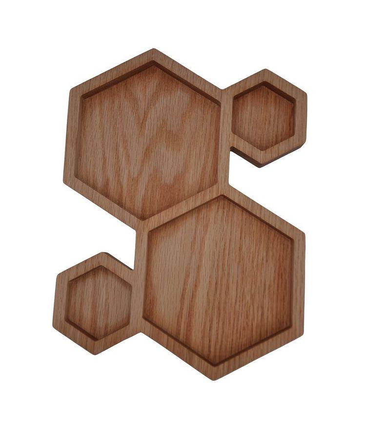 Geometric Catchall Tray image 0