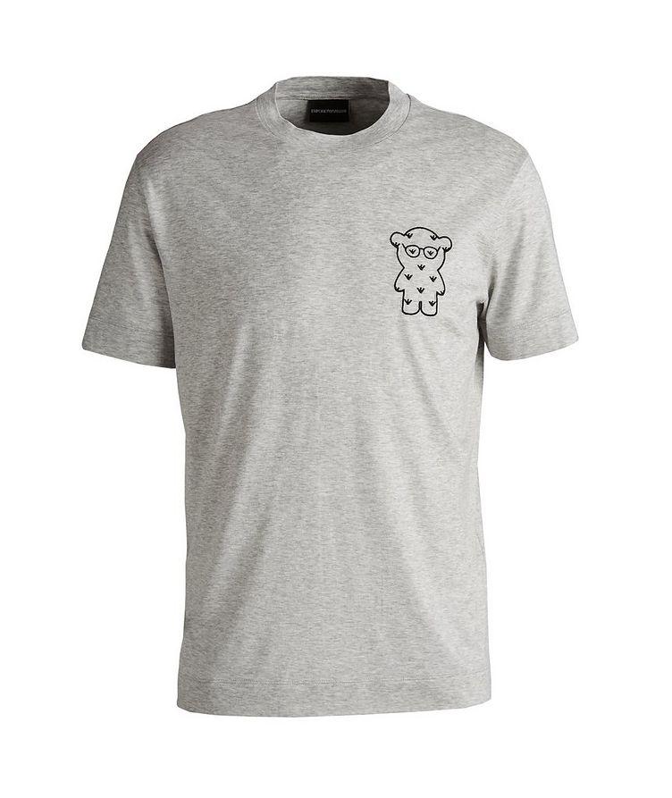 Manga Bear Lyocell-Cotton T-Shirt image 0