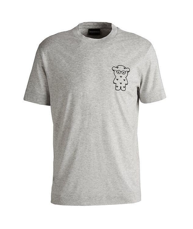 Manga Bear Lyocell-Cotton T-Shirt picture 1