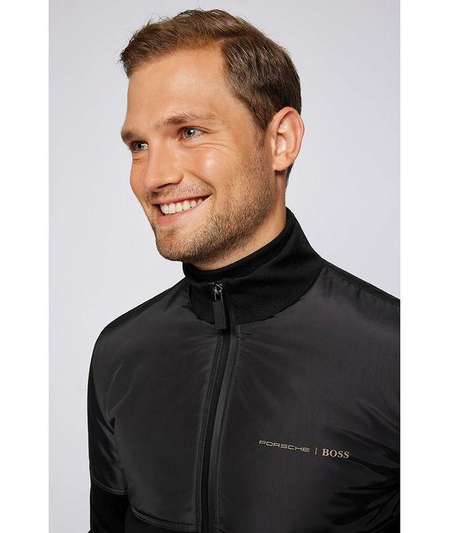 Shepherd Porsche Zip-Up Sweater picture 4