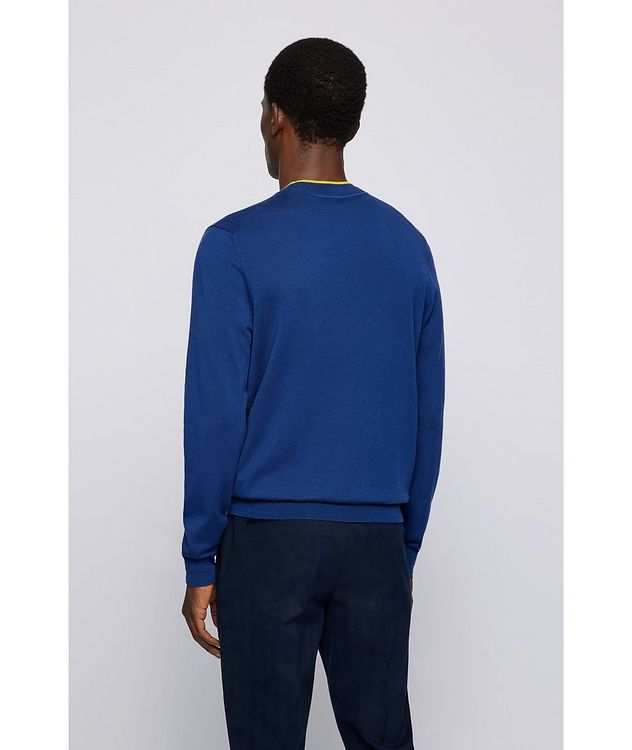 Virgin Wool Sweater picture 3