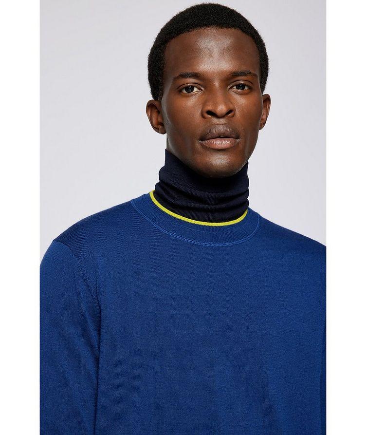 Virgin Wool Sweater image 3