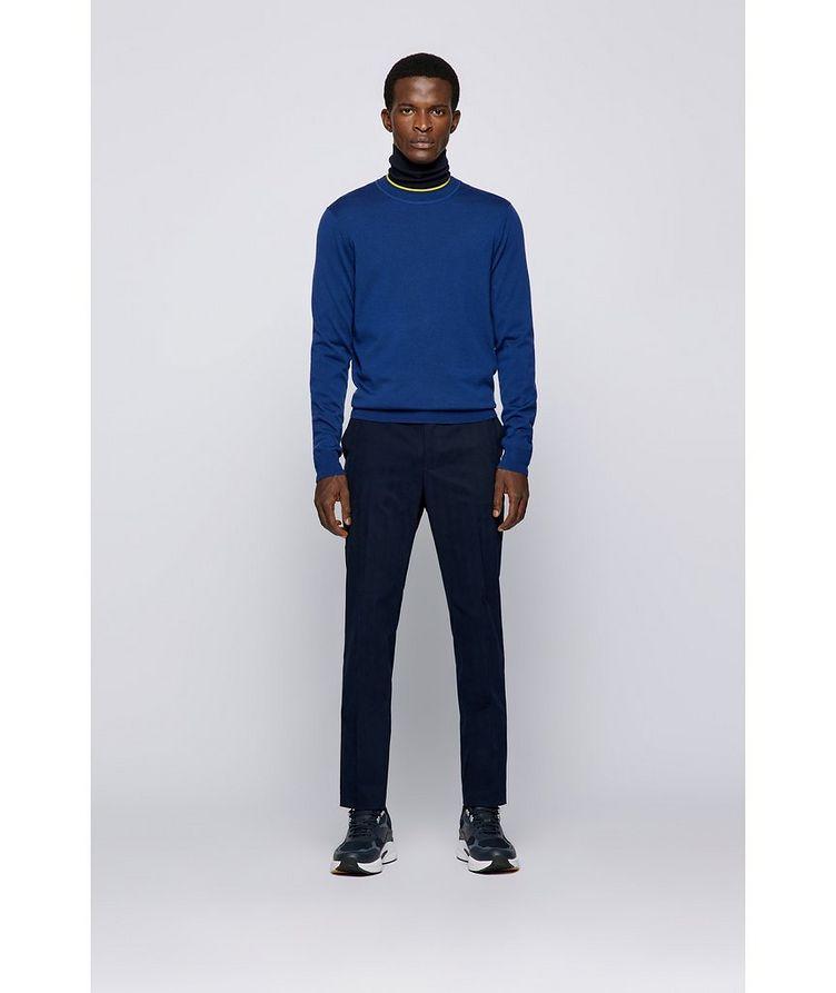 Virgin Wool Sweater image 4