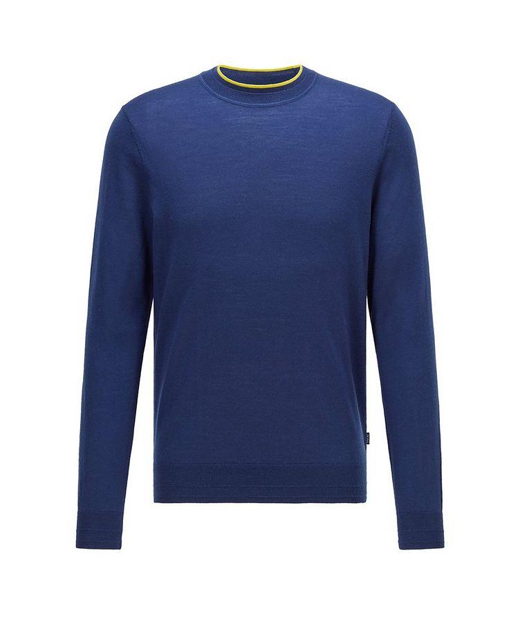 Virgin Wool Sweater image 0