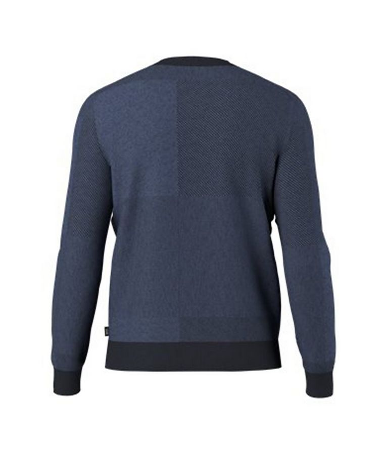 Knit Wool Sweatshirt image 1