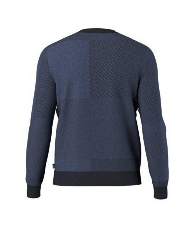 Knit Wool Sweatshirt picture 2