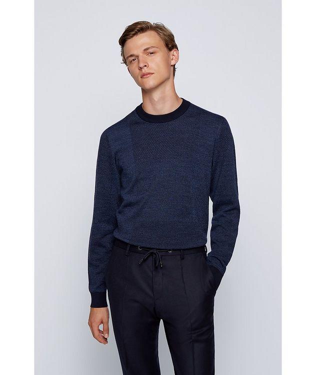 Knit Wool Sweatshirt picture 3