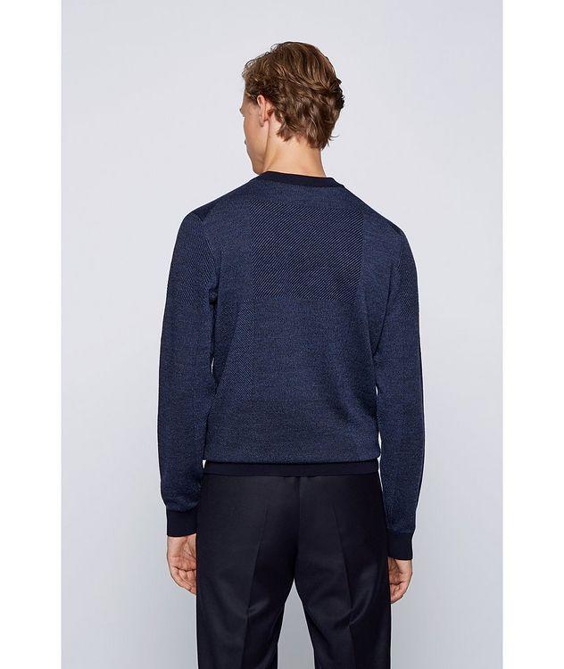 Knit Wool Sweatshirt picture 4