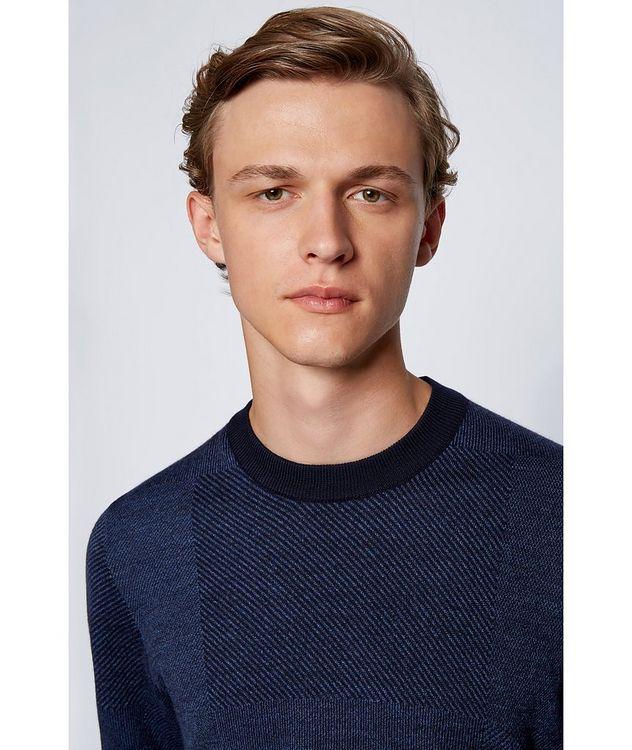 Knit Wool Sweatshirt picture 5